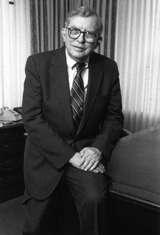 President William B. Spong, Jr.