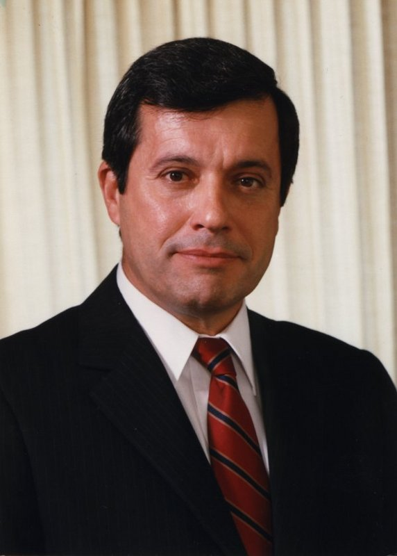 Color Portrait of President Joseph Marchello