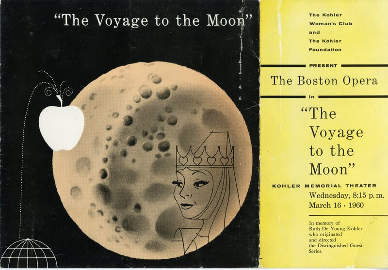 Voyage to the Moon.