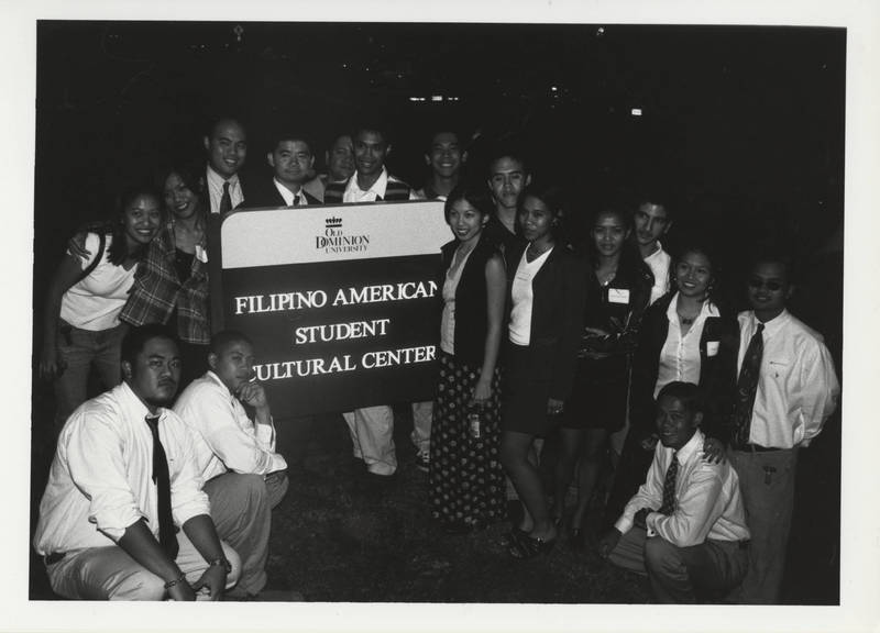 Opening of the Filipino-American Student Cultural Center
