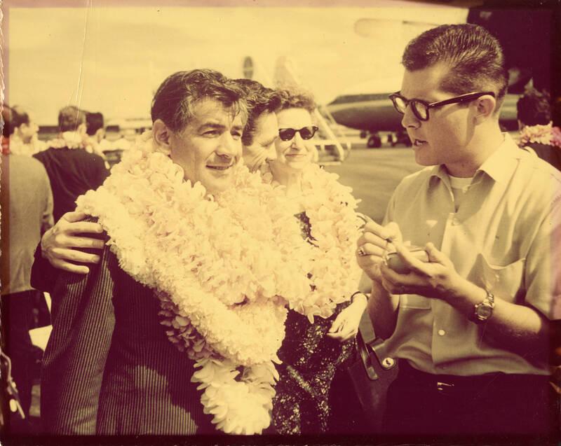 Stanger and Bernstein 1960-61.