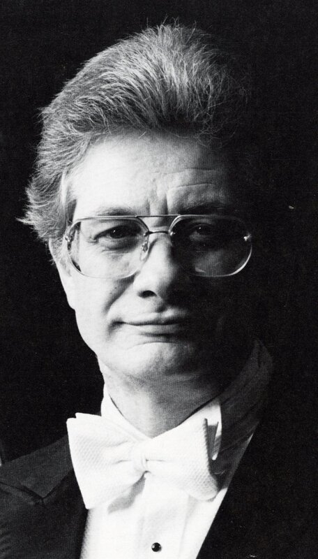 Stanger in the early 1980s.