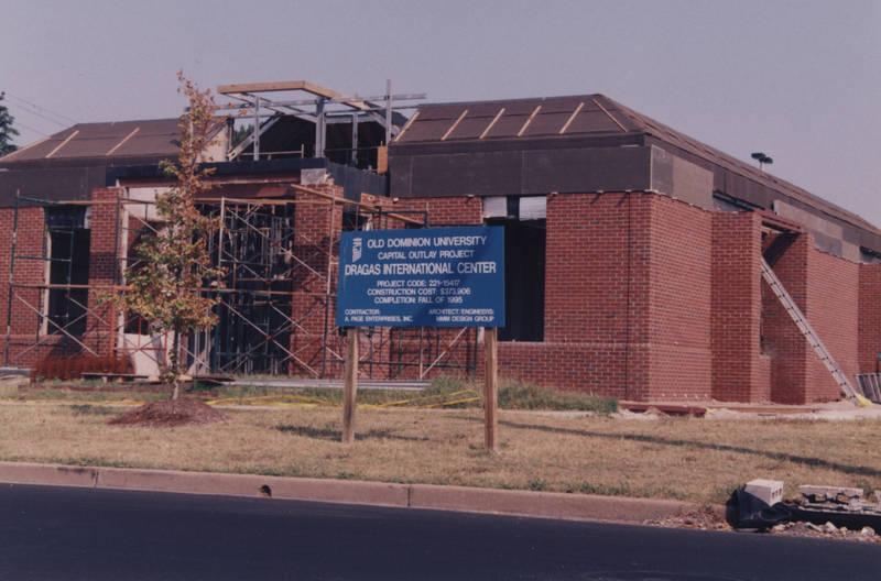Construction at Dragas