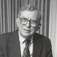 President William B. Spong, Jr.