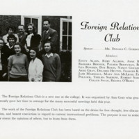 Foreign Relations Club
