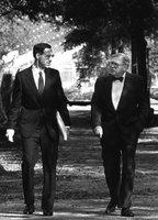 President William B. Spong, Jr. with James V. Koch