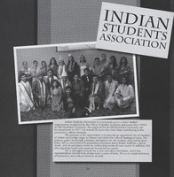 Indian Student Association Group Photo