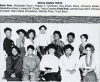 Delta Sigma Theta Group Photo