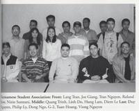 Vietnamese Student Association Group Photo