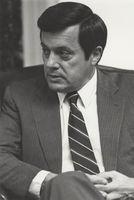 President Joseph Marchello During a Meeting